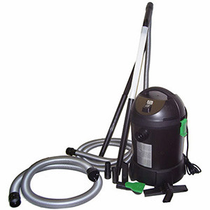 Pond vacuums from pool spa filtration for Koi pond vacuum cleaner