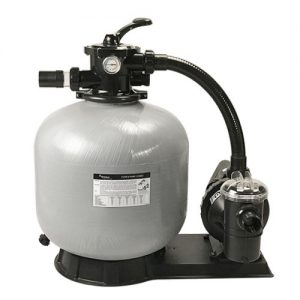 Emaux Residential Sand Filter and Pump Combination