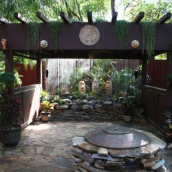Garden Rain Curtain