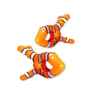 Boca Clips Clown Fish