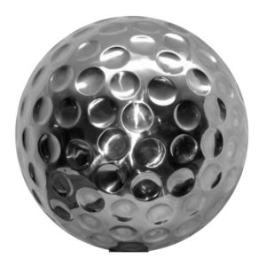 Stainless Steel Golf Sphere