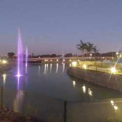 Lake-Fountain-LED-color