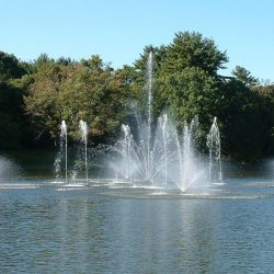 Lake-Fountains