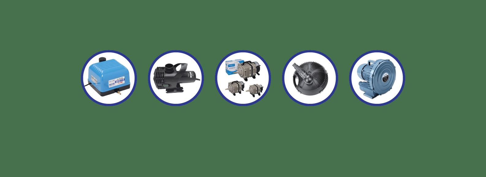 Hailea Product Range | Pool Spa & Filtration Supplies