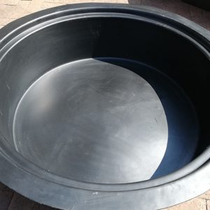 Plastic Pond Round 1200mm