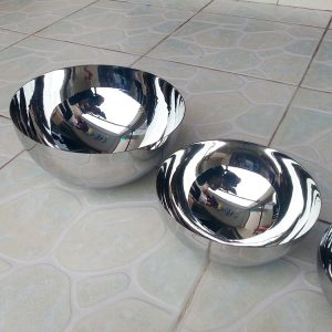 Pool Spa Stainless Steel Hemisphere