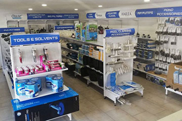 Pool Spa and Filtration Supplies Store